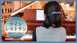 【ピアノ出演】銀座ワインレストランでBGM演奏